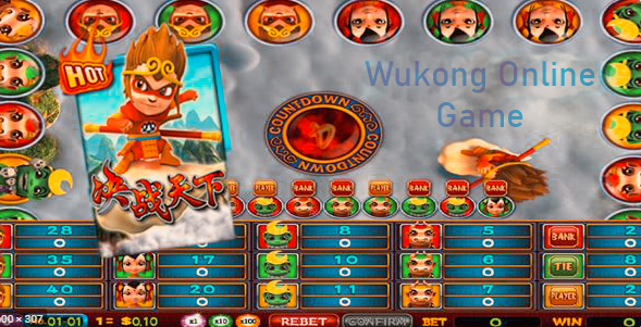 wukong Online Game
